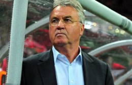 Guus Hiddink entrenará al Anzhi